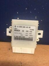 GENUINE MERCEDES SL R230, PARKING PDC CONTROL MODULE UNIT, A2305454332