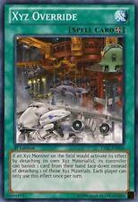 Yu-Gi-Oh LVAL-EN068 XYZ Override Common X3 Playset 1st Edition
