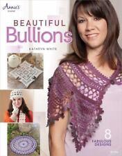 Beautiful Bullions by Kathryn White (2012, Paperback) Crochet Patterns