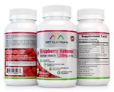 1CT Raspberry Ketone Strongest Fast Rapid Best Weight Loss Diet Pills That Work