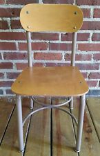 Vintage NORCOR Eames Child's Desk Chair Student School Mid Century Modern