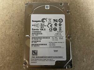 """20 x SEAGATE 10.6k 600GB 2.5"""" 64MB SAS 6GB/S HDD ST600MM0026 A1"""
