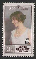 British Indian Ocean Territory Royalty Stamps