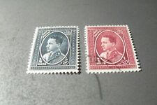 Iraq stamps # 77-8 used cv 50.00