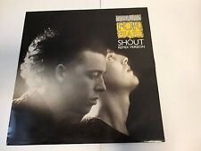 """12"""" Single Vinyl Record TEARS FOR FEARS - SHOUT REMIX VERSION"""