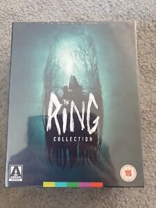 the ring collection arrow blu ray