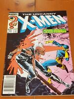UNCANNY X-MEN # 201 1ST APPEARANCE OF CABLE AS A BABY (1986)