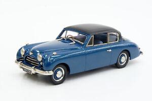 Jensen Interceptor 2-Door Saloon (1950) in Blue (1:43 scale by Brooklin Models L