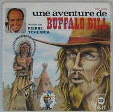 Pierre Tchernia 33 Tours Buffalo Bill