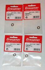 10 PEZZI Graupner Cuscinetto a sfere MR106 APERTO 6x10x2,5 MM 6X 10 x 2,5