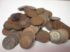 100 GREAT BRITISH PENNIES FOR YOUR VINTAGE ARCADE/FRUIT MACHINE