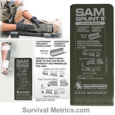 SAM Splint II Tactical & Military Splint