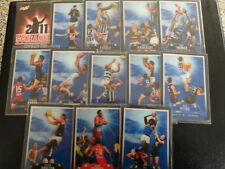 2012 AFL SELECT CHAMPIONS SCREAMER RED REDEMPTION REDEEMED SET OF 13 CARDS