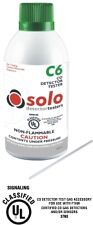 SDI Solo C6 CO Detector Test Gas Sold As Case of 12