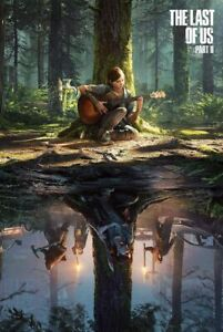 The Last of Us Part II Reflection 24x36 Poster!