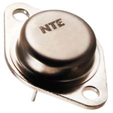Nte Electronics Nte162 Transistor Npn Silicon 400V Ic=10A To-3 Tv Vertical Defle