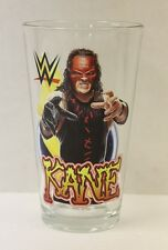 Kane WWE 16 oz. Pint Glass 'TOON TUMBLER NEW!!