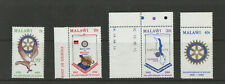 1980 Malawi Rotary International 75th Anniversary Postage Stamp Set