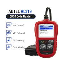 Autel AutoLink AL319 ML329 Auto escáner diagnóstico Hazlo tú mismo Lector