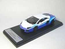 Lamborghini Aventador LP 700-4 Hommage Dreamliner (blanc/bleu)