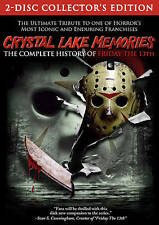 CRYSTAL LAKE MEMORIES: COMP...-CRYSTAL LAKE MEMORIES: COMPLETE HISTORY O DVD NEW