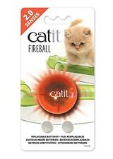 Cat Light Ball Play Toy Catit Senses Circuit Compatible 1 Fireball 2 Batteries