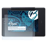 Bruni 2x Película Protectora para Wacom Intuos Pro Paper Edition M