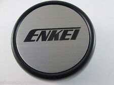 ENKEI  BLACK CUSTOM WHEEL CENTER CAP*     (1)