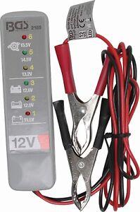 Comprobador de Baterias y Alternadores - Bgs 2189