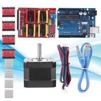 CNC Shield V3.0 + Board + A4988 Driver + Heatsink Kits für Arduino zy