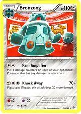 2x Pokemon XY BREAKthrough Bronzong 96/162 Rare Card