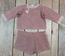 Vintage 1920s Jack Horner Youngsters Wear Coordinated Outfit Top Shorts Antique