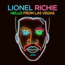 Lionel Richie - Hello Live From Las Vegas BRAND NEW SEALED CD