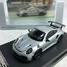 1/64 Porsche Dealer Version Porsche 911 GT2 RS Silver