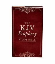 Prophecy Study Bible-KJV (Hardback or Cased Book)