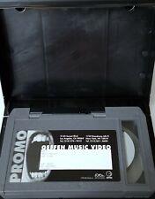 HOLE 94 MUSIC VIDEO REEL TAPE MISS WORLD GEFFEN RECORDS GRUNGE U-MATIC Nirvana
