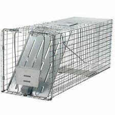 Havahart 1079 Live Animal Trap, Racoon, Groundhogs, Rats, Mice 32inches