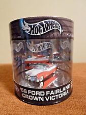 Hot Wheels Oil Can Limited Edition 56' Ford Fairlane Crown Victoria - New 2003