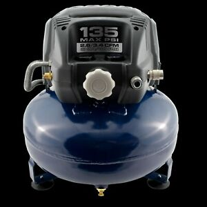 Campbell hausfeld 6 gallon pancake air compressor