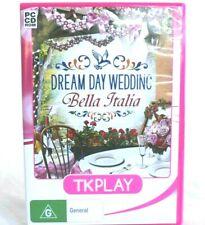 PC Games-DREAM DAY WEDDING PC Game BELLA ITALIA TKPLAY Computer Games
