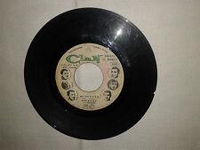 """Don Backy E I Fuggiaschi/Serenata–Disco Vinile 45 giri 7"""" Ed.Promo Juke Box"""