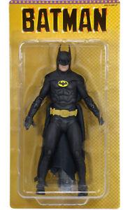NECA 25th Anniversary 1989 Batman movie MICHAEL KEATON Figure Toy Biz Style