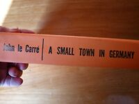 'A Small Town In Germany' hardback, used,