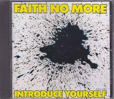 FAITH NO MORE - introduce yourself CD japan edition