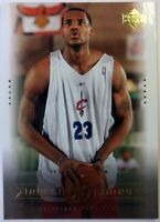 2003 03 UPPER DECK BOX SET ROOKIE LeBron James RC #10, CAVALIERS, LAKERS