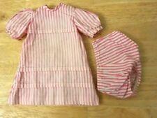 Sasha doll clothes dress and panties vintage original see photos!