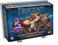 Descent 2nd Ed - Stewards of the Secret - Hero and Monster Collection