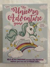 Unicorn Adventure Board Game (2020) Fantasy Fairy Tale Rainbow Magic 2 4 Players