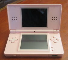 Pink Nintendo DS Lite with Stylus