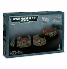 Wall of Martyrs Imperial Defence Emplacement # Games Workshop Warhammer Terrain